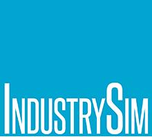 IndustrySim Logo