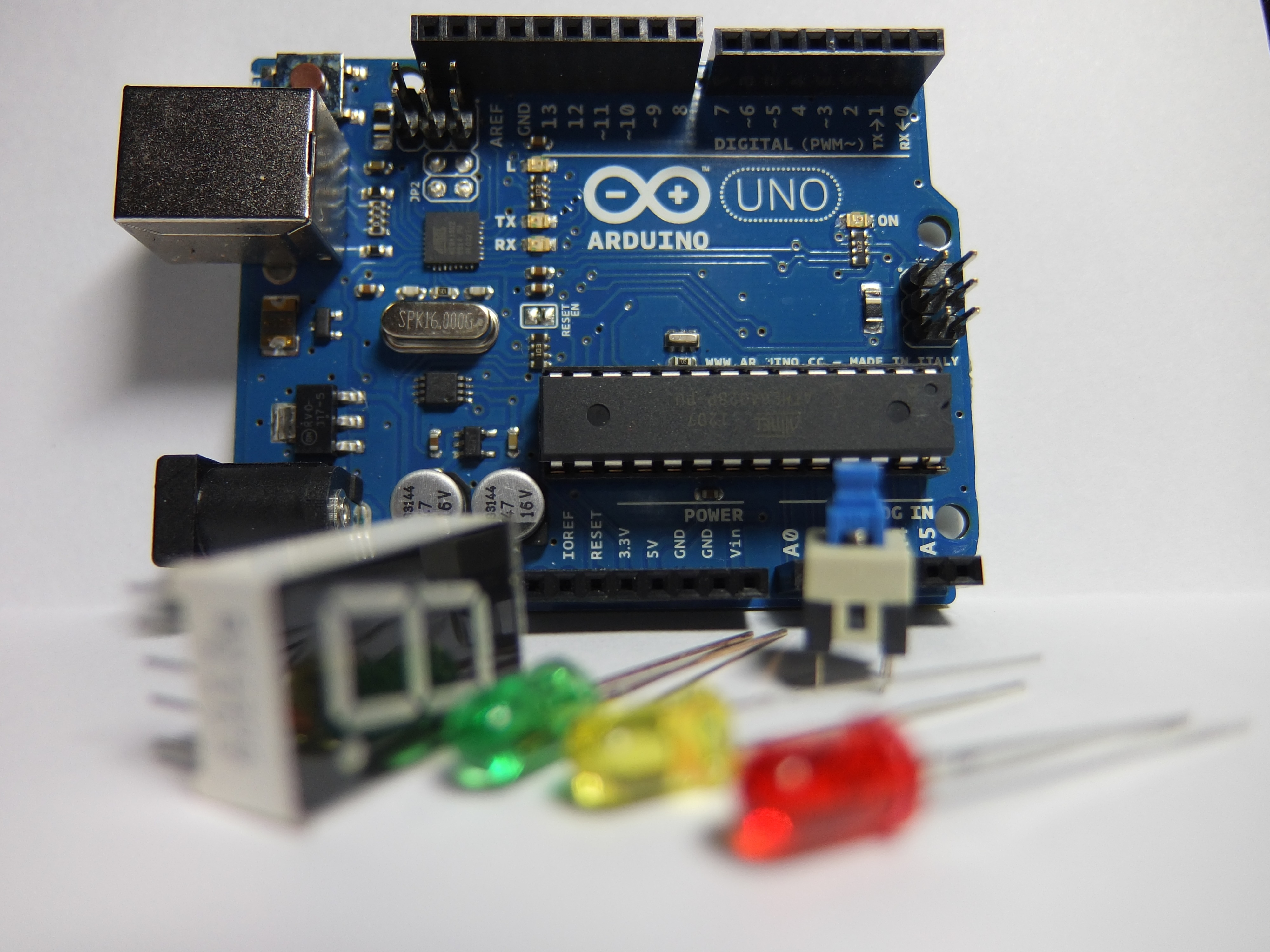 Arduino, Internet of Things
