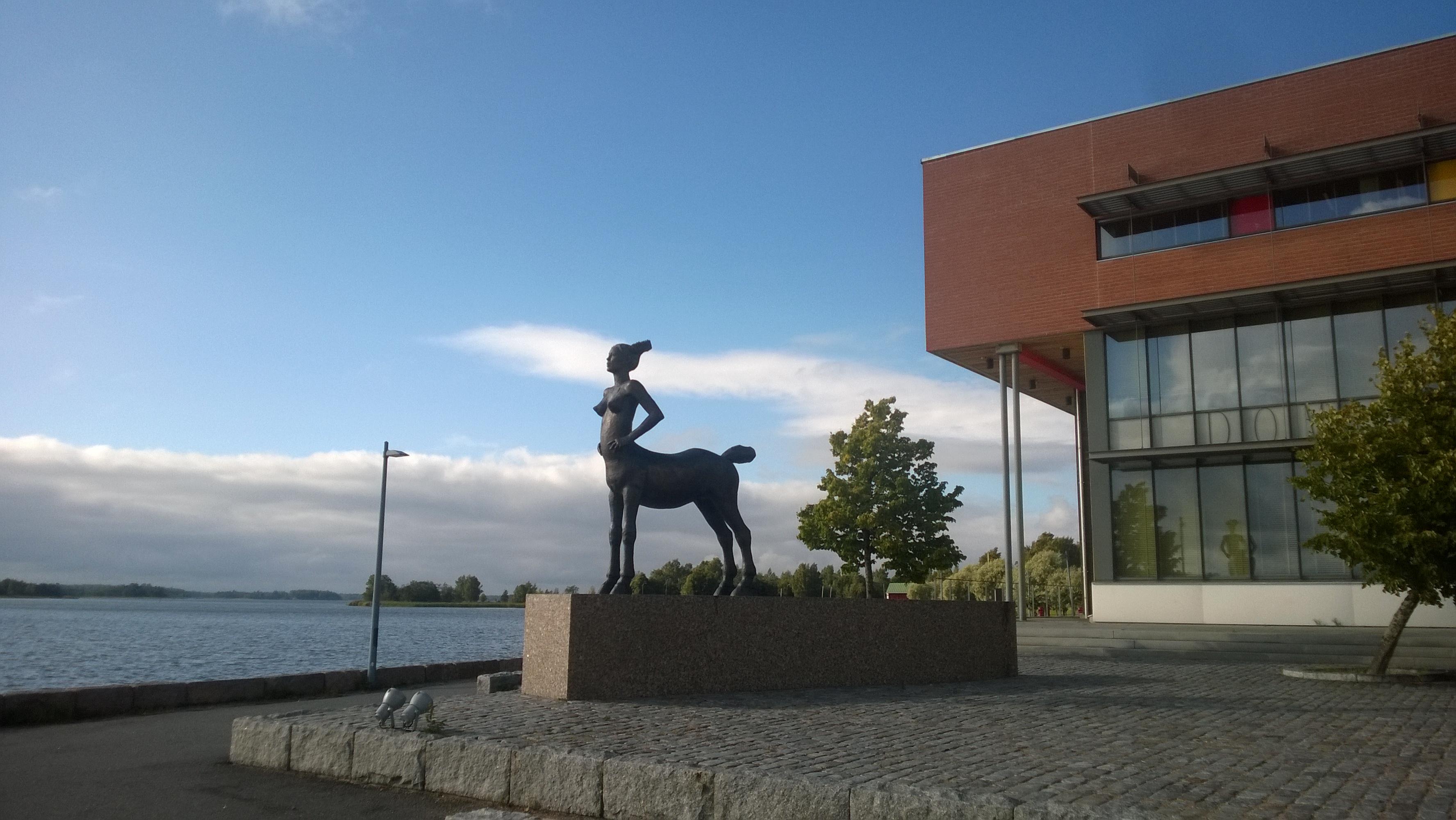 Domus Bothnica, Vaasa